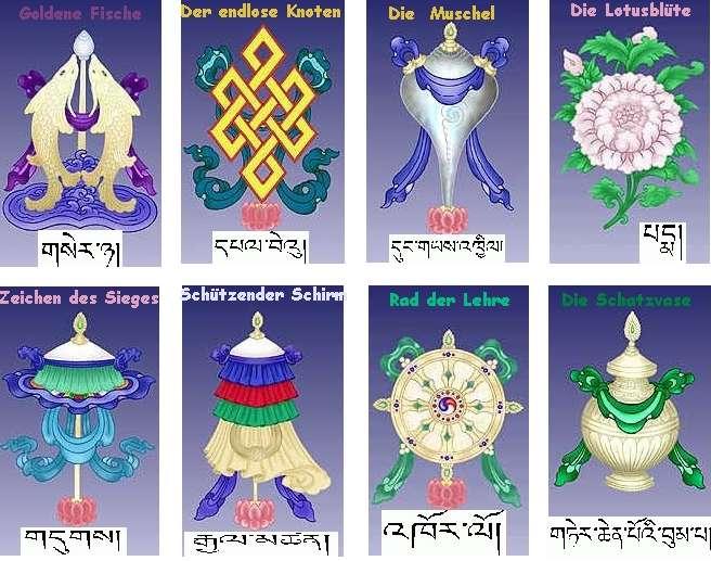 Buddha amulett lucky symbol f r endlose liebe tibet ebay for Sonnenschirm indisch